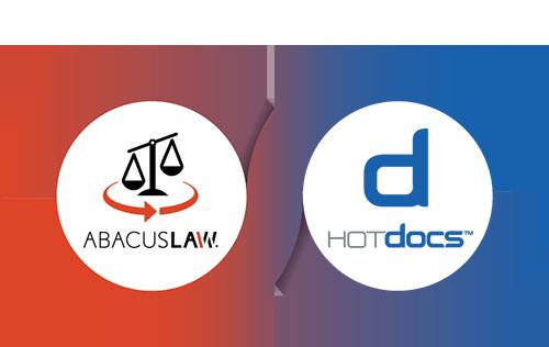 HotDocs + AbacusLaw